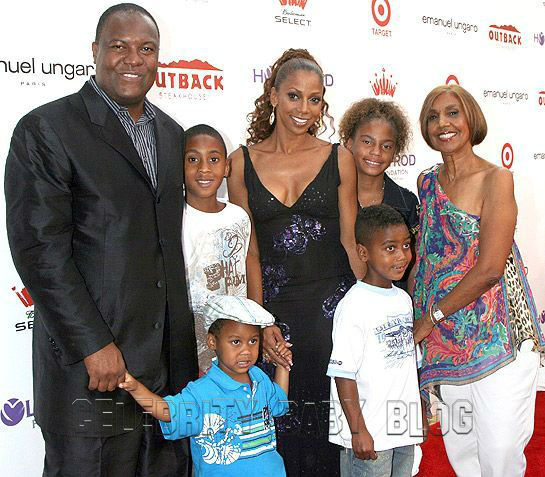 Holly Robinson Peete's Autistic Son