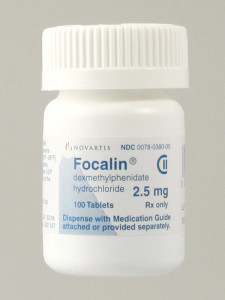 Focalin and Autism