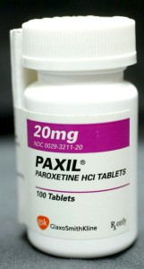 Paxil for autism