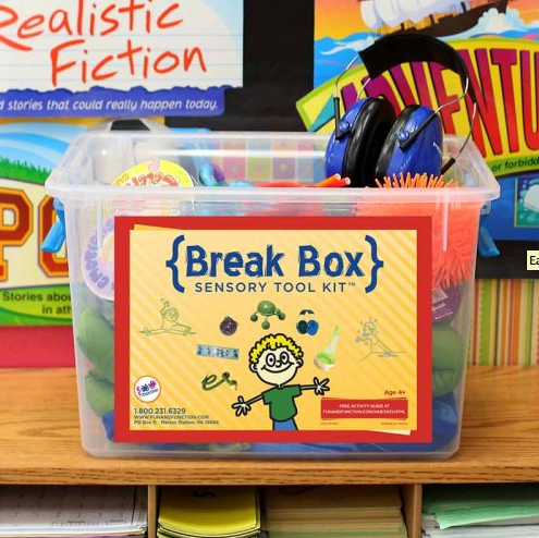 Fun and Function : Early childhood break box